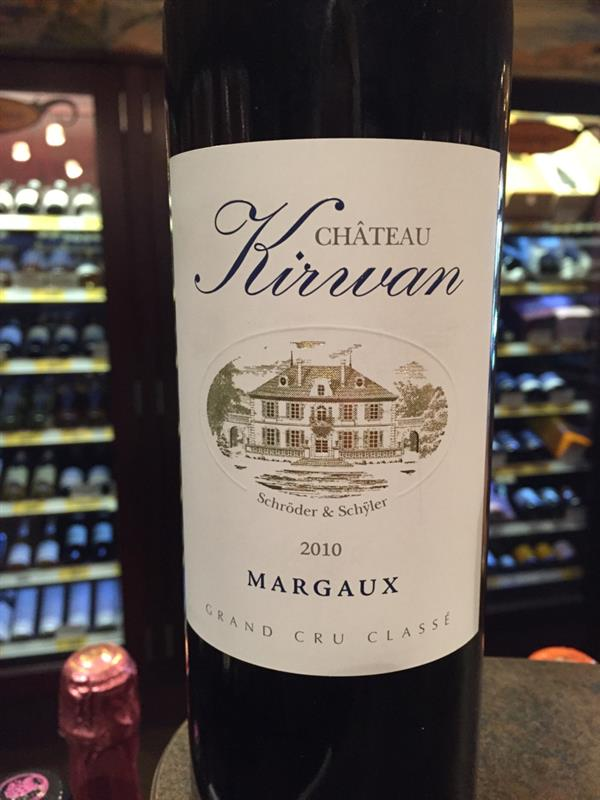 chateau margaux distribution A dilemma of luxury and marketing: the case of château de margaux by: katie werbowski the company: the company château de margaux, located in the.